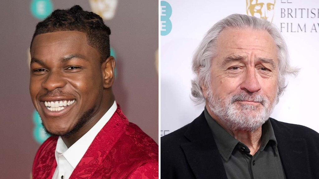 John Boyega y Robert de Niro protagonizarán 'The Formula' para Netflix, un thriller de atracos del director de 'La primera purga'