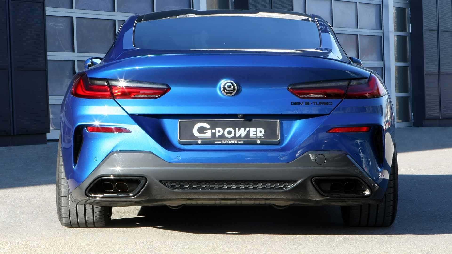 Foto de G-Power BMW M850i (8/9)