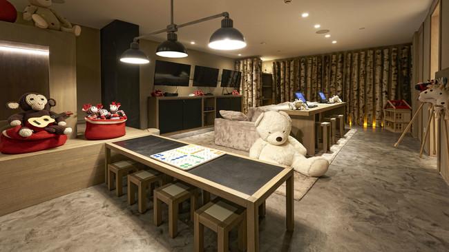 Kids Playroom El Lodge Hotel Spain