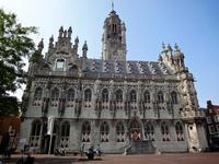 Visita al precioso Middelburg, en el sur de Holanda