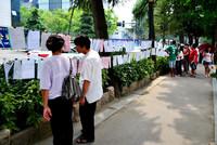 China: mercado de solteros en Nanjing