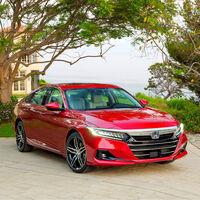 El Honda Accord 2021 se pone al día con un ligerísimo facelift
