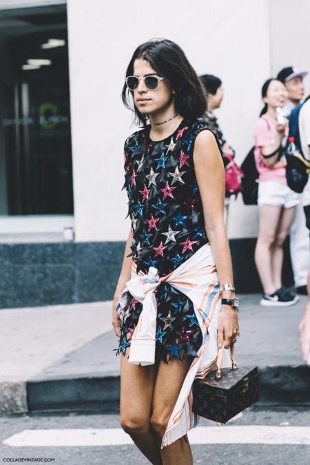 Con estrella o estrellada, da igual, ellas son el nuevo estampado de moda