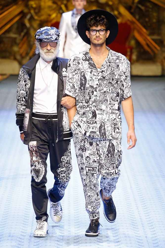 Foto de Dolce & Gabbana Spring-Summer2019 (104/123)