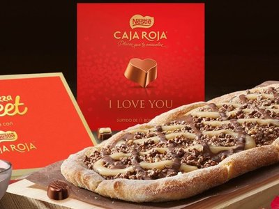 Las siete peores cosas que puedes pedir en Telepizza, además de la nueva Telepizza Sweet Caja Roja