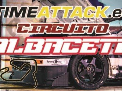 Planes de fin de semana, como ir al Time Attack en el Circuito de Albacete