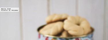 Roscas de Pascua. Receta de Semana Santa con y sin Thermomix