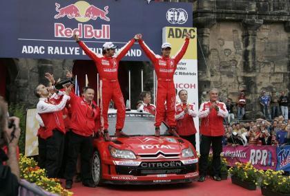Previa de la 10º prueba del WRC: Rally de Alemania