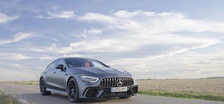 Probamos el Mercedes-AMG GT 63 S de cuatro puertas: una superberlina de 639 CV y casi 200.000 euros