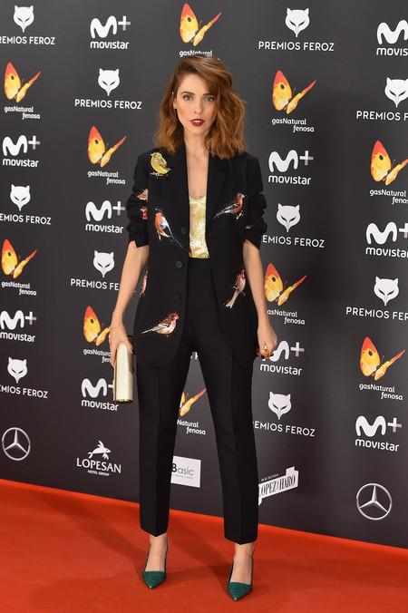 Leticia Dolero En Los Premios Feroz 2017