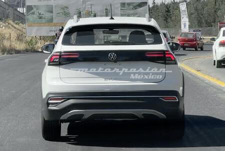 Volkswagen Nivus Mexico Lanzamiento 2