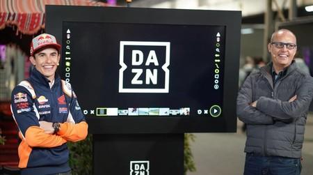 Marquez Dazn Motogp 2019