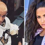 """""""Justin es sexy"""", pero """"Demi Lovato una golfa gorda"""". Un ejemplo ilustrado del doble rasero en Instagram"""
