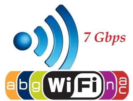 El IEEE aprueba el estándar inalámbrico 802.11ac-2013 con velocidades de 7 Gbps