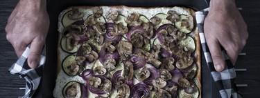 Kartoffel-Flammkuchen: la receta de pizza alsaciana de patata que te conquistará