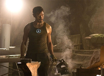 'Iron Man', primera imagen de Robert Downey Jr. como Tony Stark