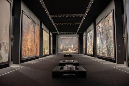 Para no perderse en vacaciones: La inédita exposición de Alfons Mucha con dos kilómetros de arte checo en Brno