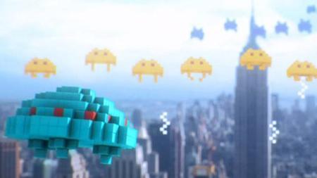 Warner Bros. trabaja en película inspirada en Space Invaders