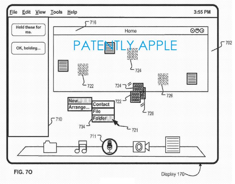 Foto de Patente de Siri para OS X (14/17)