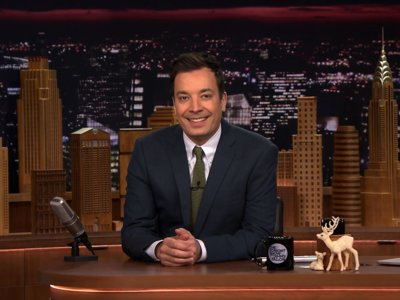 Jimmy Fallon despeinando a Donald Trump, la imagen de la semana