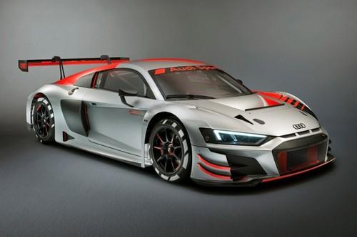 Audi R8 GT3 LMS 2019, el bólido alemán es más ligero y está listo para devorar las pistas