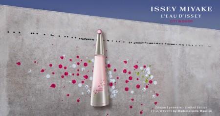 Con la llegada del buen tiempo, las fragancias se presentan en edición limitada: L'eau d'Issey City Blossom