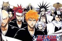 Se prepara la película del manga 'Bleach'