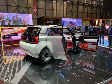 Fiat Concept Centoventi - Salon De Ginebra 2019