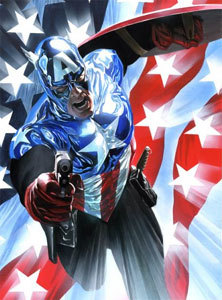 El nuevo Capitán América es... ¿John Wayne?