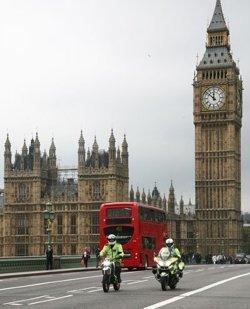 Las nuevas monturas de la policía londinense serán eléctricas