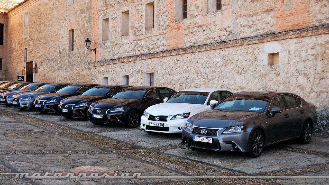 Foto de Lexus GS 300h (presentación) (1/22)