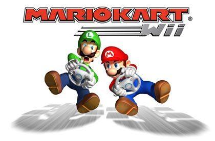 Mario Kart Wii se retrasa, pero incluye novedades