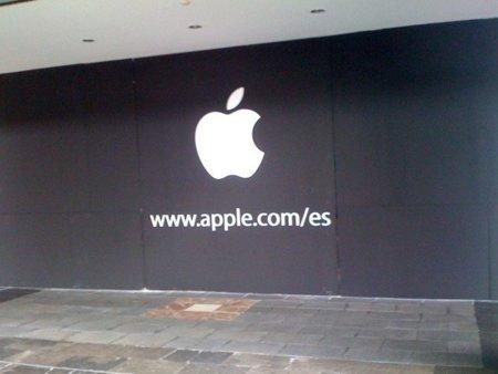 Apple desembarca físicamente en España, imagen de la semana