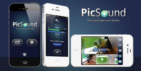 Saca fotos al ritmo de la música con PicSound