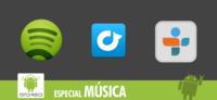 Las mejores aplicaciones para escuchar música en streaming en Android