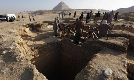 Hay muchas razones para mantener sellada la tumba milenaria descubierta en Alejandría