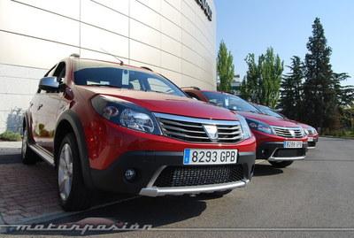 Primeras impresiones con el Dacia Sandero Stepway