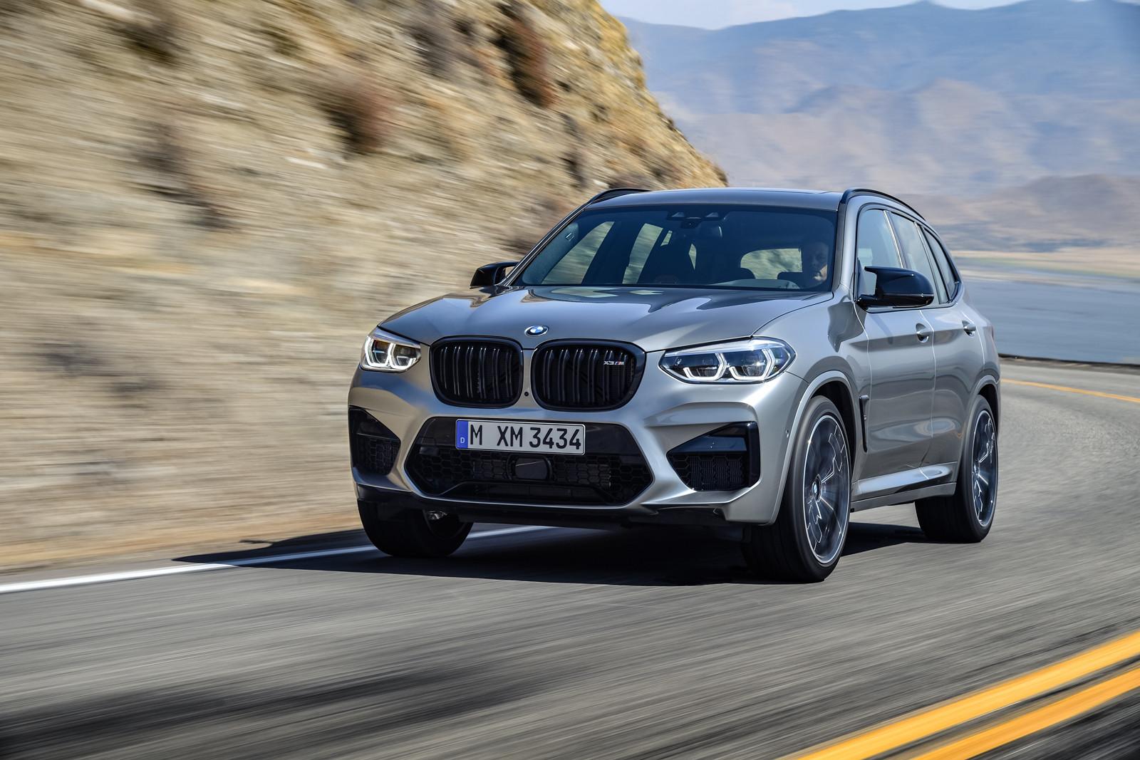 BMW X3 M 2020 (Presentación)