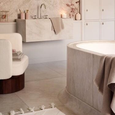 15 accesorios económicos (menos de 20 euros) y de tendencia para completar el cuarto de baño