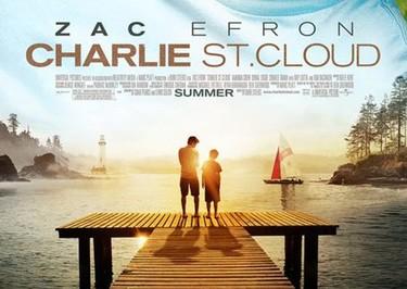 Ya podemos ver a Zac Efron en 'Charlie St. Cloud', su nueva película