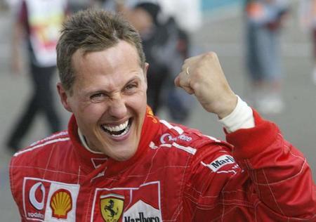 Schumacher sale del hospital después de casi seis meses de tratamiento