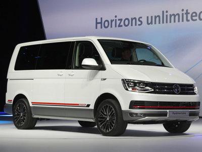 La Volkswagen Multivan PanAmericana se ha vuelto motera con el cambio de generación