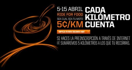 """Vuelve """"Cada kilómetro cuenta"""" de la mano de Harley Davidson"""