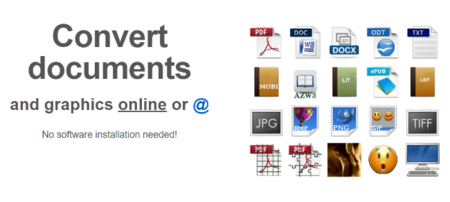 Cámbiale el formato a cualquier tipo de archivo desde la web con Konwerter