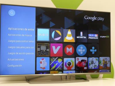 Android TV, así es el futuro de los Smart TV según Google (con vídeo)