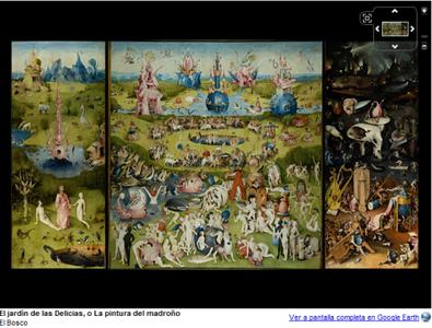 Las Obras Maestras del Museo del Prado en Gigapixel