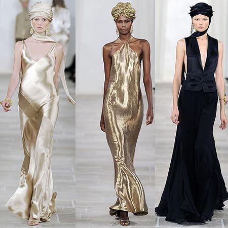 Ralph Lauren en la Semana de la Moda de Nueva York Primavera-Verano 2009