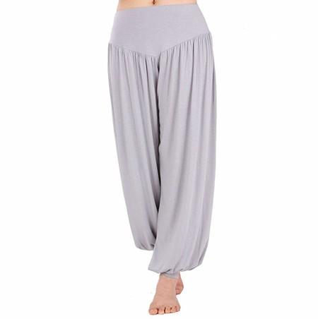 Pantalones Anchos Yoga
