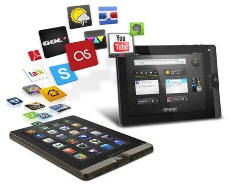 Energy Sistem presenta su nuevo batallón de tablets con Android