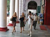 Connaught Place: El centro comercial de Nueva Delhi